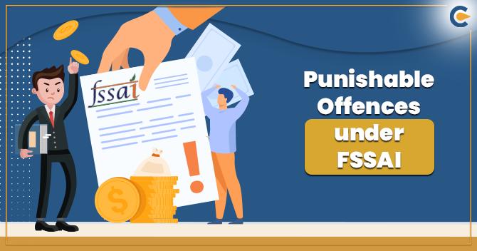 Offences under FSSAI