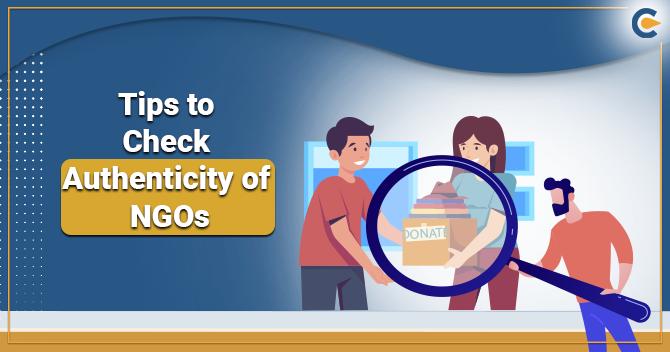 Authenticity of NGOs