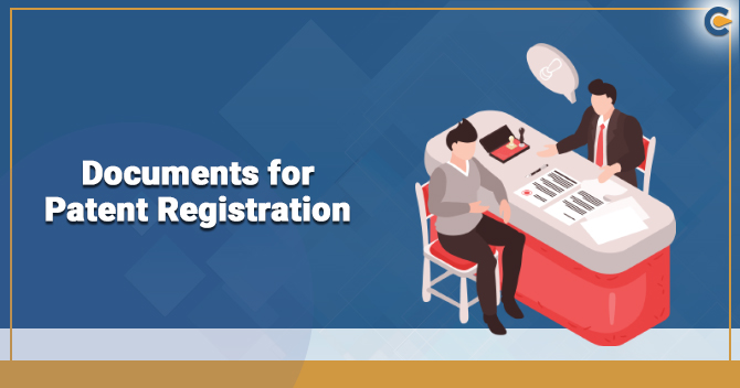 Documents for Patent Registration