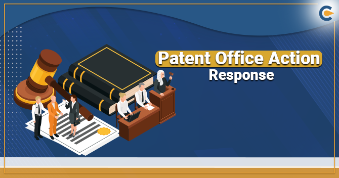 Patent Office Action Response