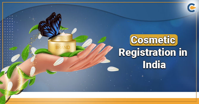 Cosmetic Registration in India
