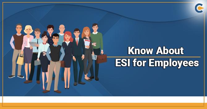 ESI for Employees