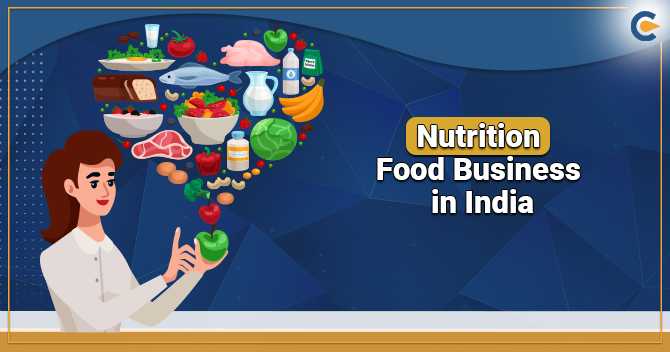 Nutrition Food Business in India