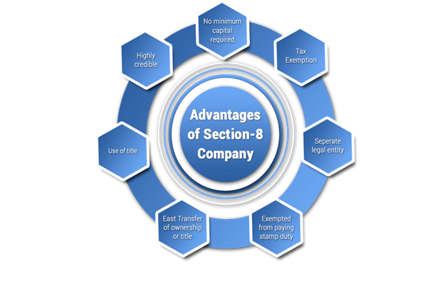 Advantages of Section 8 Company