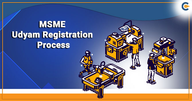 MSME Udyam Registration Process