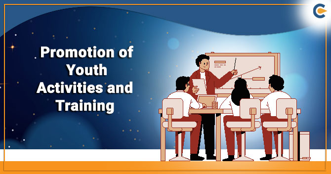 Promotion by NGO of Youth Activities and Training