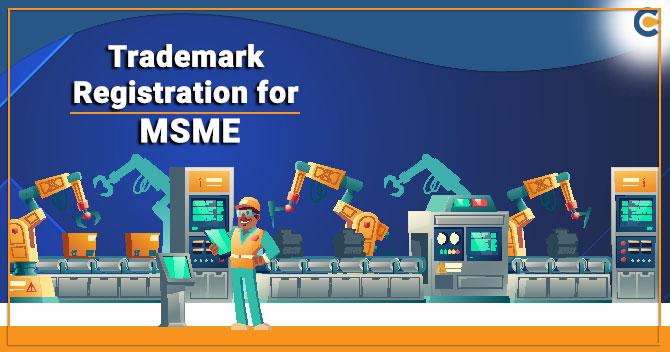 Trademark Registration for MSME