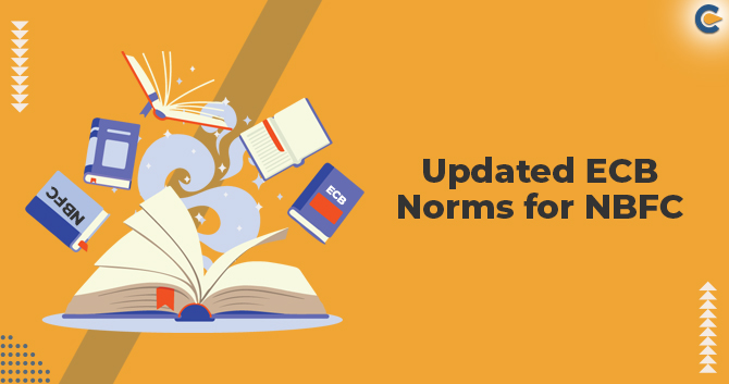 Updated ECB Norms for NBFC