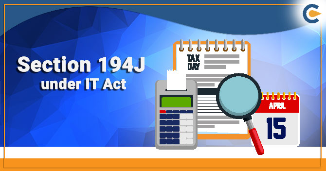 Section 194J under IT Act