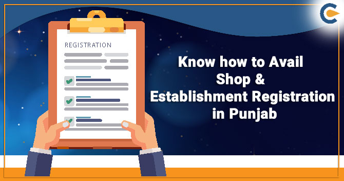 Shop & Establishment Registration in Punjab