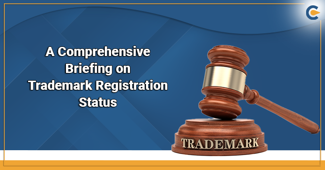 Briefing onTrademark Registration Status