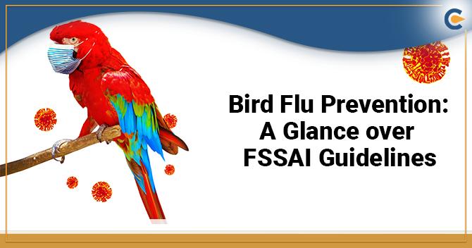 FSSAI norms of Bird Flu prevention