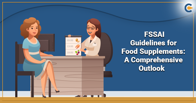 FSSAI Guidelines for Food Supplements